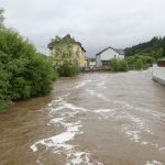 Hochwasser Große Rodl 02.06.2013