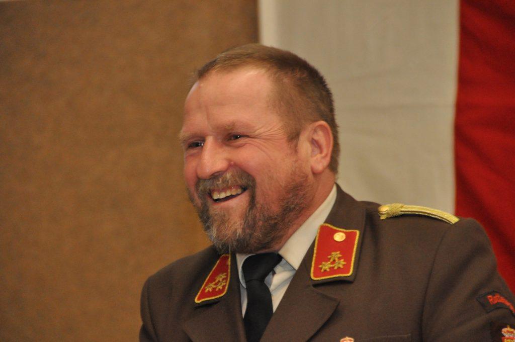 Wolfsteiner Rudolf bei der Jahresvollversammlung am 10.02.2017