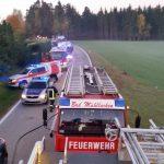 Verkehrsunfall Gerling 17.10.2017