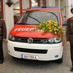 Fahrzeugsegnung MTF 06.09.2015