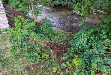 Sind die Löschwasserentnahmestellen noch in Ordnung?