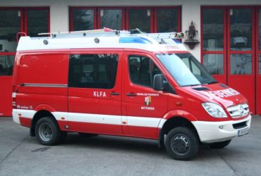 Kleinlöschfahrzeug KLF-A