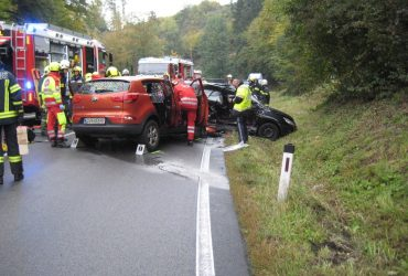 Verkehrsunfall B127