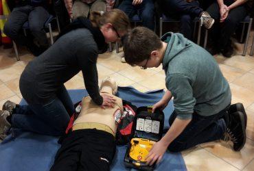 Erste-Hilfe-Auffrischungskurs in Rottenegg am 9. Februar