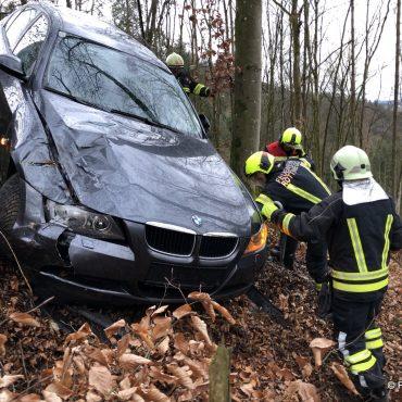 Fahrzeugbergung in St. Gotthard